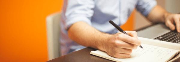 Copywriter hlavně píše