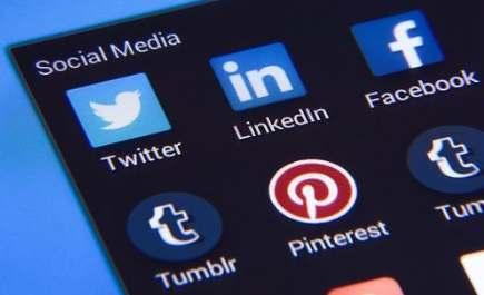 Ikonky sociálních sítí