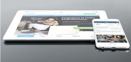 Mobilní zařízení a web