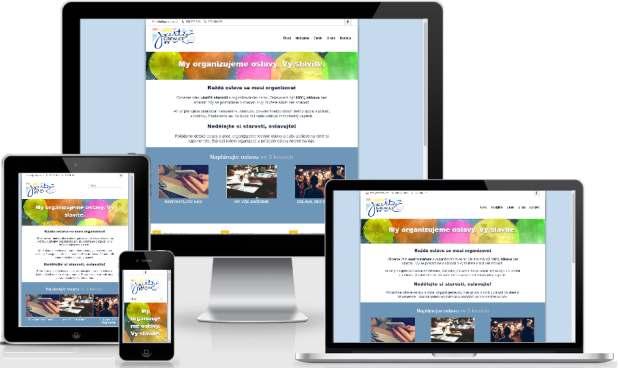 Tvorba webových stránek Benešovsko