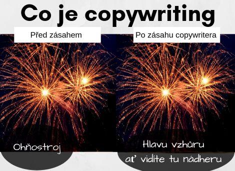 Copywriting dělá copywriter