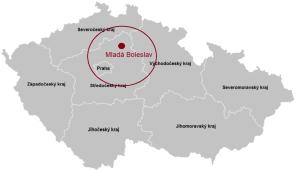 Tvorba webových stránek Mladá Boleslav a okolí