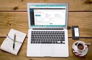 Webové stránky s vlastní administrací
