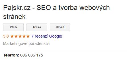 Tvorba webů na Ústecku